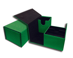 Elder Dragon Vault Green Deck Storage Box
